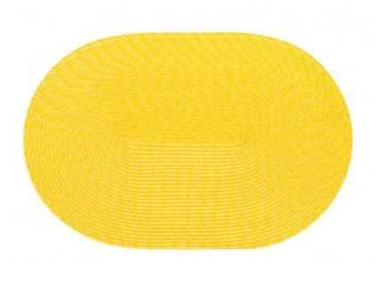 Podložka na stůl Yellow 45 x 30 cm AMBITION