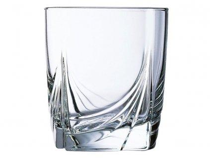 Sada 6 nízkých sklenic Curtain 300 ml ARC