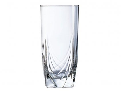 Sada 6 vysokých sklenic Curtain 330 ml ARC