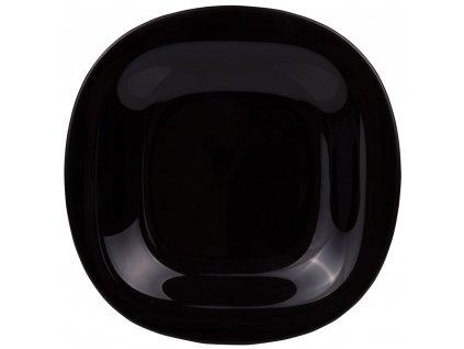 Jídelní servis Carine Neo Black & White 18-dílů LUMINARC