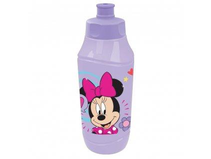 Sportovní láhev Minnie Style Violet 350 ml DISNEY