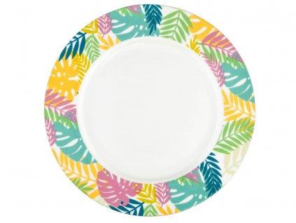 Mělký talíř Tropical 26,5 cm AMBITION
