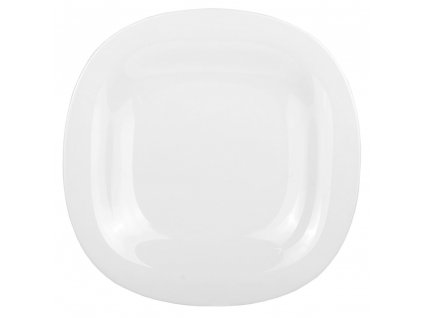 Jídelní servis Carine Neo Black & White II. 18-dílů LUMINARC
