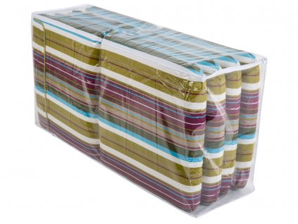 Ochranný obal na sedáky 120 x 60 x 35 cm PATIO