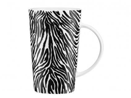 Porcelánový hrnek Animal Zebra 430 ml AMBITION