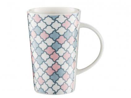 Porcelánový hrnek Sweet Mosaic 430 ml AMBITION