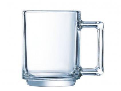 Skleněný šálek A La Bonne Heure 220 ml LUMINARC