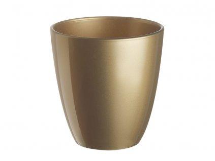 Svícen Abacco Gold 8,5 cm LUMINARC