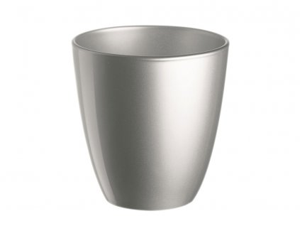 Svícen Abacco Silver 8,5 cm LUMINARC
