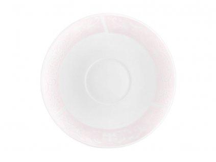 Porcelánový podšálek Pearl 14,5 cm DOMOTTI