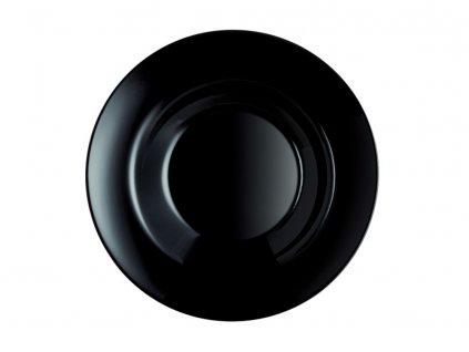Hluboký talíř Pasta Friends Time Black 28,5 cm LUMINARC