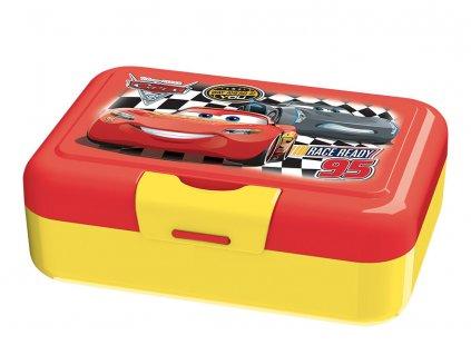 Svačinový box Cars III. 16,5 x 11,5 cm DISNEY