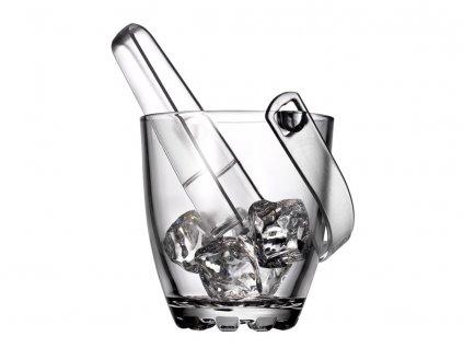 Vědro na led s úchytem a kleštěmi Sylvana 800 ml PASABAHCE