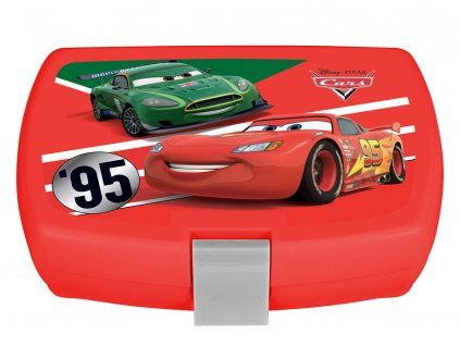 Svačinový box Cars 16 x 11 cm DISNEY