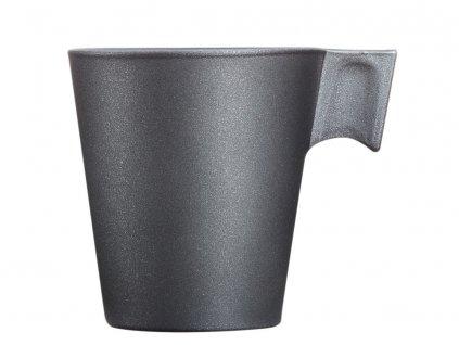 Šálek Stony Black 80 ml LUMINARC