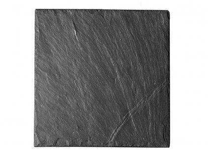 Břidlicový tác Lupeck Simple 30 x 30 cm