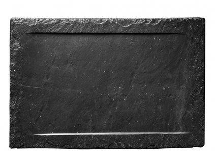 Břidlicový tác Lupeck Fusion 30 x 20 cm