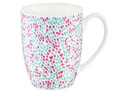 Porcelánový hrnek Love Dots 380 ml AMBITION