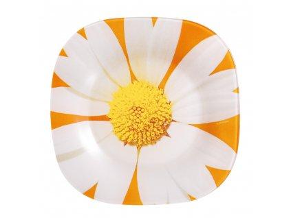 Dezertní talíř Paquerette Melon 18,5 x 18,5 cm LUMINARC (04017)