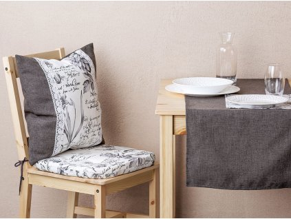 Dekorační běhoun / štola z polyesteru 40 x 150 cm D020-06EB PATIO