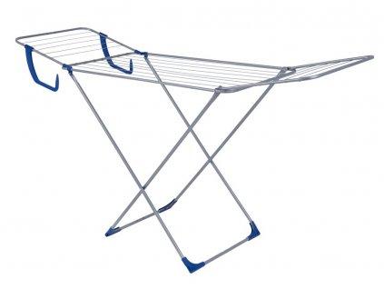 Sušák na prádlo Oliwia Metalic / Blue 183 x 55 x 99 cm JOTTA