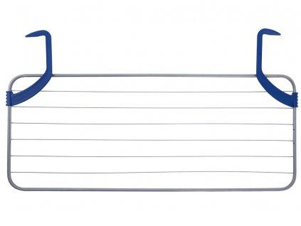 Sušák na prádlo Lidia Metalic / Blue 109 x 43 x 17 cm JOTTA