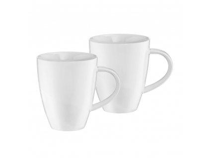 Sada 2 porcelánových hrnků Diva 370 ml AMBITION