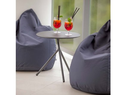 Hliníkový zahradní stolek Boris 44 cm PATIO