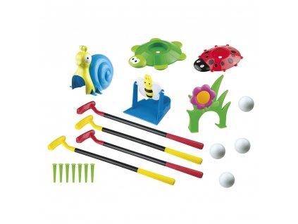 Sada pro hraní Mini Golfu
