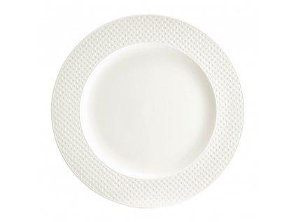 Mělký talíř Nordic Cream 27,5 cm AMBITION