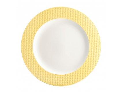 Dezertní talíř Nordic Yellow 21,5 cm AMBITION