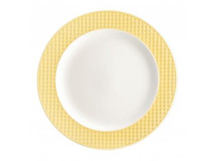 Mělký talíř Nordic Yellow 27,5 cm AMBITION