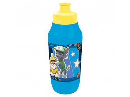 Sportovní láhev Tlapková Patrola Blue 350 ml NICKELODEON