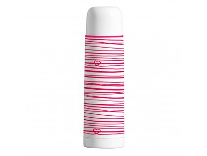 Termos Love Stripes 550 ml AMBITION