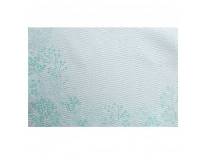 Podložka na stůl PVC / PS Nordic Blue Twig 30 x 45 cm AMBITION