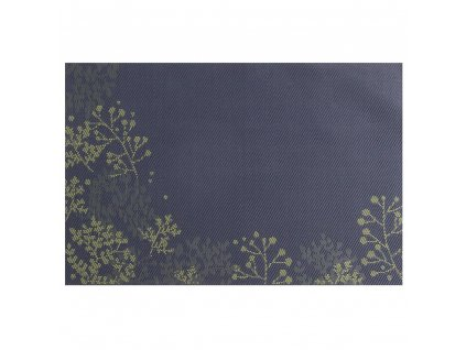 Podložka na stůl PVC / PS Nordic Yellow Twig 30 x 45 cm AMBITION