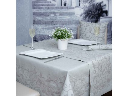 Podložka na stůl z polyesteru Circle 30 x 30 cm AMBITION