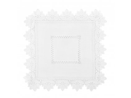 Podložka na stůl z polyesteru Mirella 30 x 30 cm AMBITION