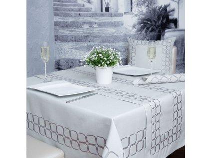 Textilní sada do jídelny Greece 8-dílů AMBITION