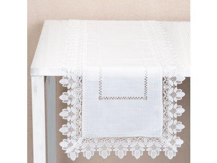 Dekorační běhoun / štola z polyesteru Mirella 40 x 150 cm AMBITION