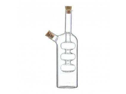 Láhev na olej a ocet Virgin 260 ml + 70 ml AMBITION