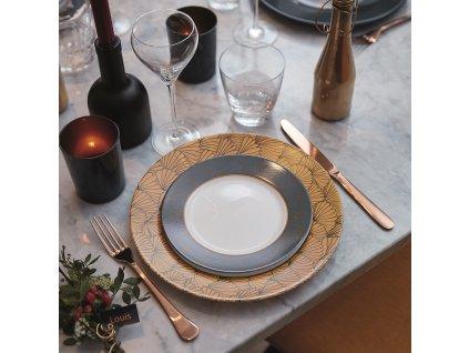 Dezertní talíř Prusse 19 cm LUMINARC