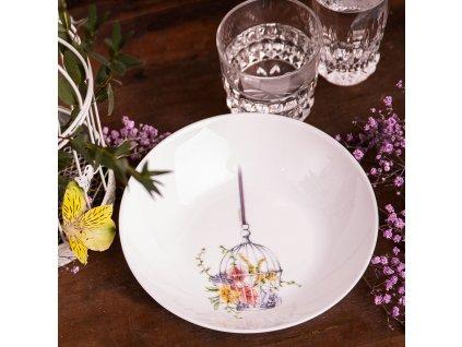 Hluboký talíř Flore 20 cm LUMINARC