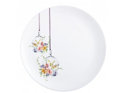 Mělký talíř Flore 27,3 cm LUMINARC
