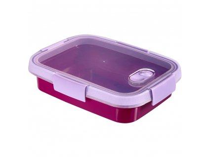 dóza na potraviny To Go Sandwich Violet 20 x 15 x 5 cm, 700 ml CURVER