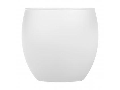 Nízká sklenice Frost White 340 ml LUMINARC