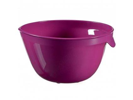 Plastová kuchyňská miska Essential Violet 2,5 l CURVER