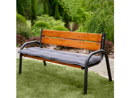 Sedák na zahradní lavici H016-06PB 170 x 49 x 6 cm PATIO