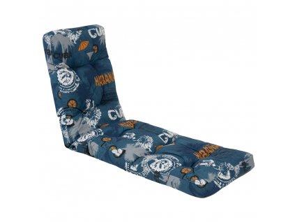Sedák na lehátko Tulon 8 / 10 cm F001-01LB PATIO