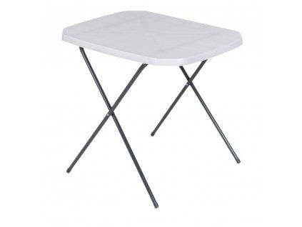 Skládací turistický stůl Grey 70 x 53 cm PATIO